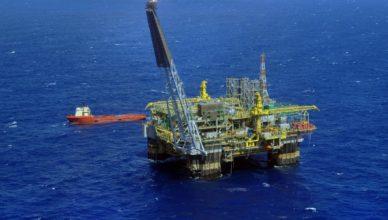 petróleo campos pré-sal produção