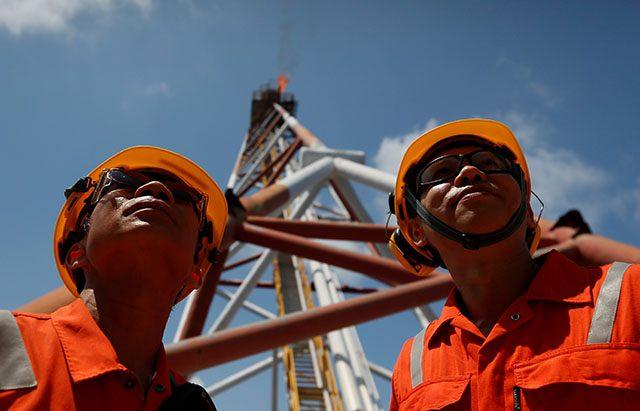 vagas de emprego offshore macaé Ocyan
