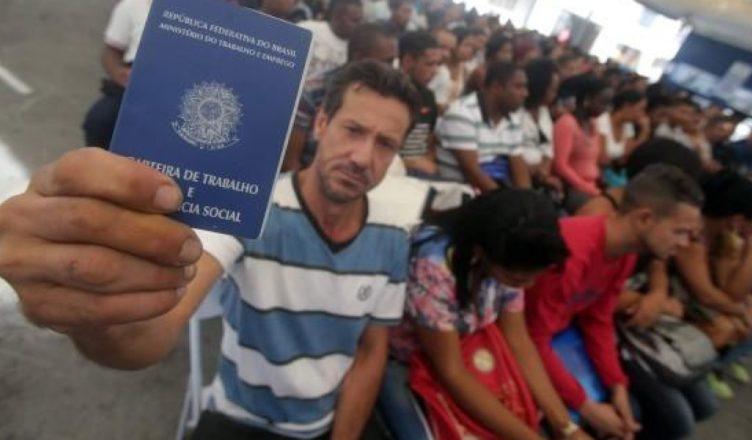 vagas de emprego no Brasil Bolsonaro