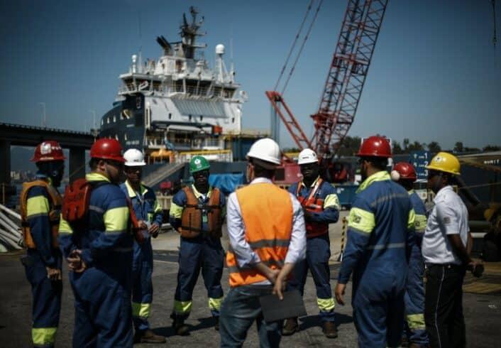 Wilson Sons anuncia vagas de emprego para atender atividades offshore em Santos