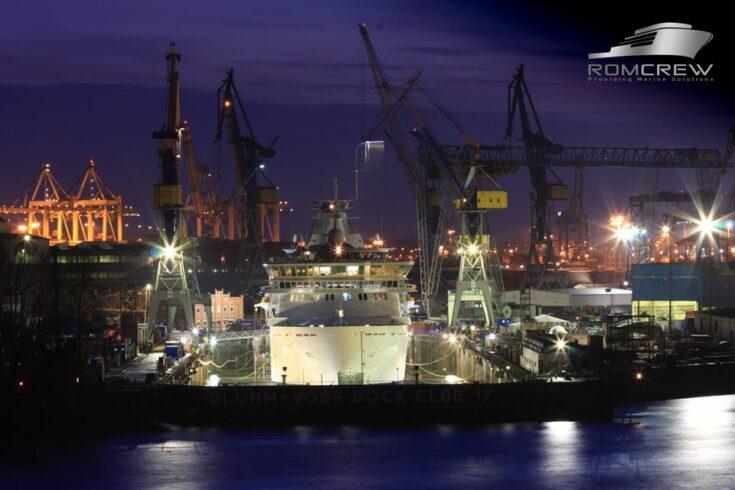Vagas de emprego com alojamento e passagens pagas para trabalhar offshore em estaleiro na Alemanha