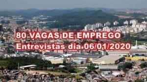 80 Vagas de Emprego São Paulo