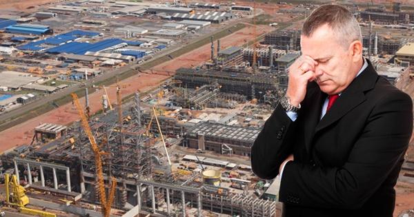 Comperj termoelétrica lubrificantes Petrobras