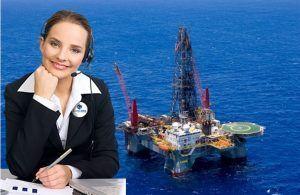 Prestadora de serviços na área do petróleo em Macaé contrata recepcionista, os requisitos não são exigentes
