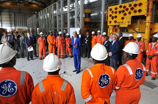 50 vagas de emprego de ensino médio e superior para trabalhar na multinacional General Electric, hoje 7 de dezembro
