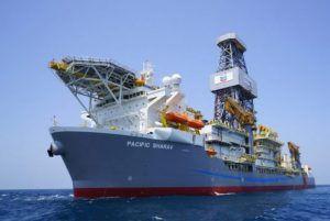 Golfo do México perfuração Chevron