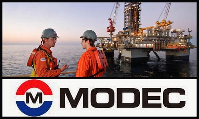 Vagas de emprego na gigante do petróleo MODEC anunciadas nesta manhã, 6 de dezembro