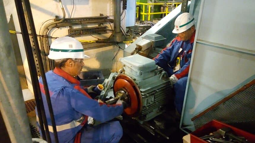 Vaga offshore Técnico Macaé