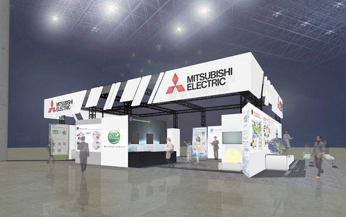 Mitsubishi expõe na EcoPro 2019 tecnologias para lidar com problemas ambientais