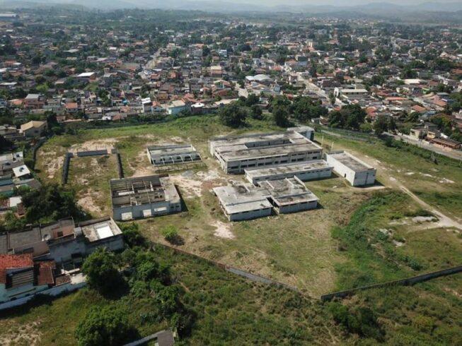 Obras do IFF tem previsão de retomada em 2020 e deve gerar centenas de empregos no município de Itaboraí, no RJ