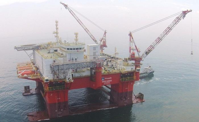 Petrobras inicia contrato com Plataforma offshore Safe Eurus