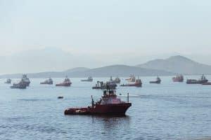 Petrobras vagas de emprego marítimos Infotec RJ