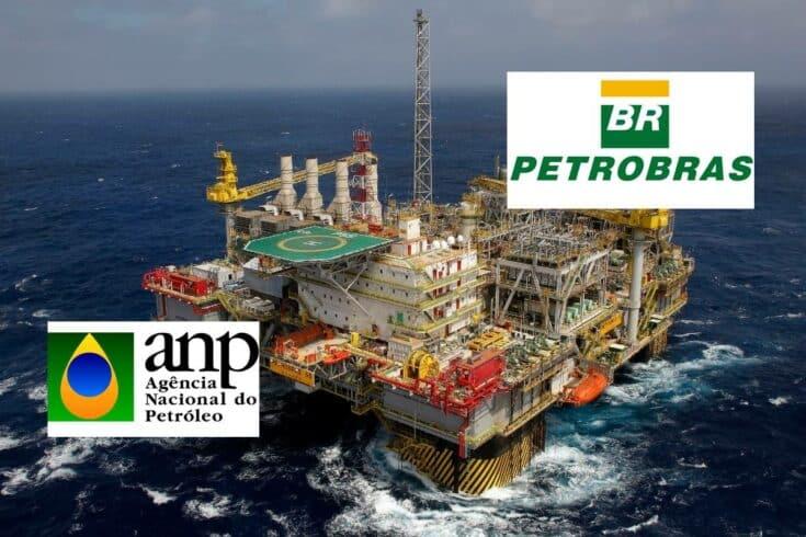 Petrobras ANP Petróleo Mineração Geologia