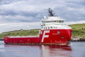Solstad Offshore Equinor Brasi Petróleo Embarcação