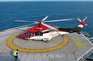 Empresa de táxi aéreo offshore inicia processo seletivo para profissionais de nível médio e técnico