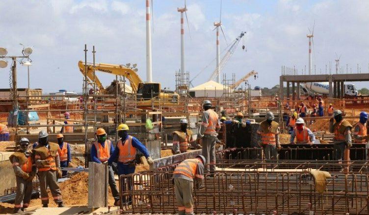 Empresa de construção civil com vaga de emprego para Técnico em Segurança do Trabalho