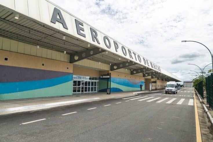 A cidade do petróleo Macaé contará com 100 conexões de voos aeroporto