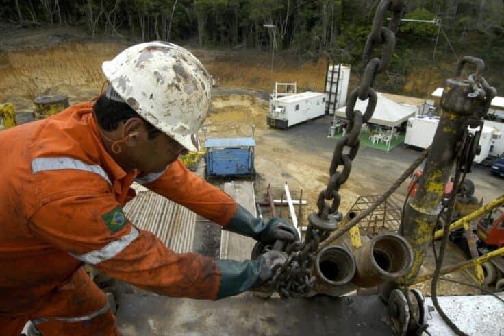 campos de petróleo Petrobras Rio Grande do Norte