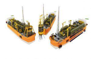 fast4ward SBM Offshore China FPSO Construção Naval