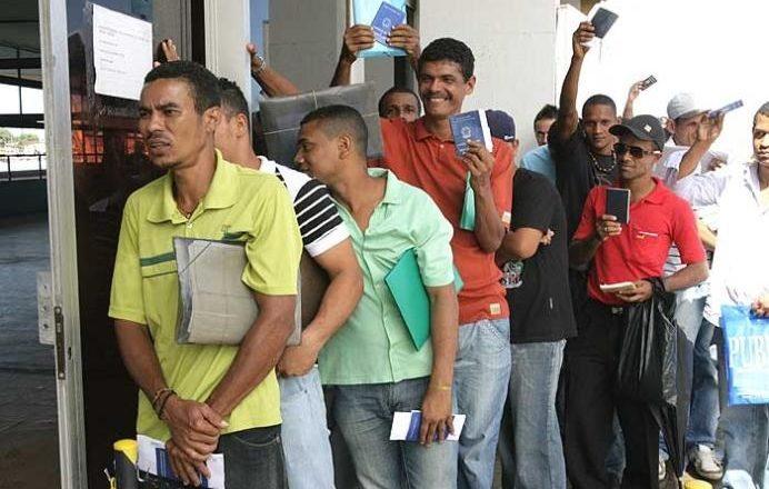 1000 vagas de emprego construção civil Macaé
