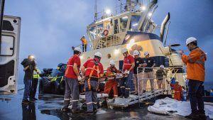 vagas de emprego offshore segurança