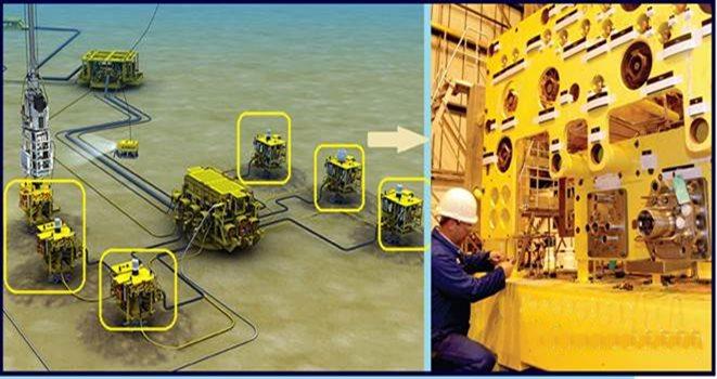 Para instalação de árvores de natal, há vagas offshore hoje para Técnicos e Engenheiros no RJ