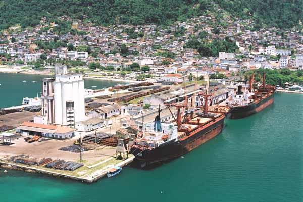 Angra dos Reis Porto Offshore Plataformas