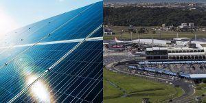 Bahia Salvador Painel Solar Renovável
