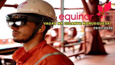 A gigante norueguesa abre processo seletivo para atender projetos offshore no Rio e Porto do Açu