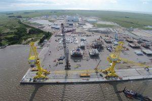 Estaleiro EBR RS Industria Naval FPSO Modec