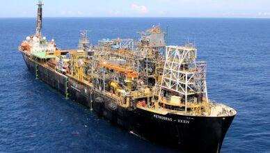 Petrobras Golfinho venda Camarupim Bacia do Espírito Santo