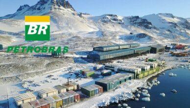 Petrobras Marinha Estação Antártica
