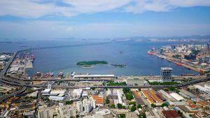 Porto do Rio de Janeiro 3 Docas Rio Sindicato