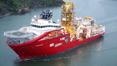 TechnipFMC freta navio PLSV Skandi Vitoria, construído no Brasil