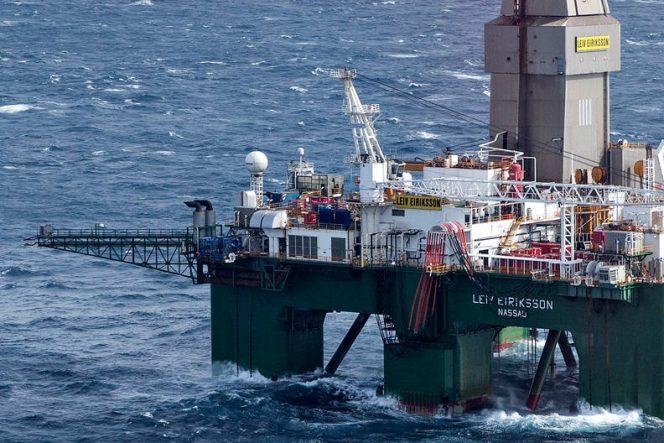 Transocean Perfuração Offshore