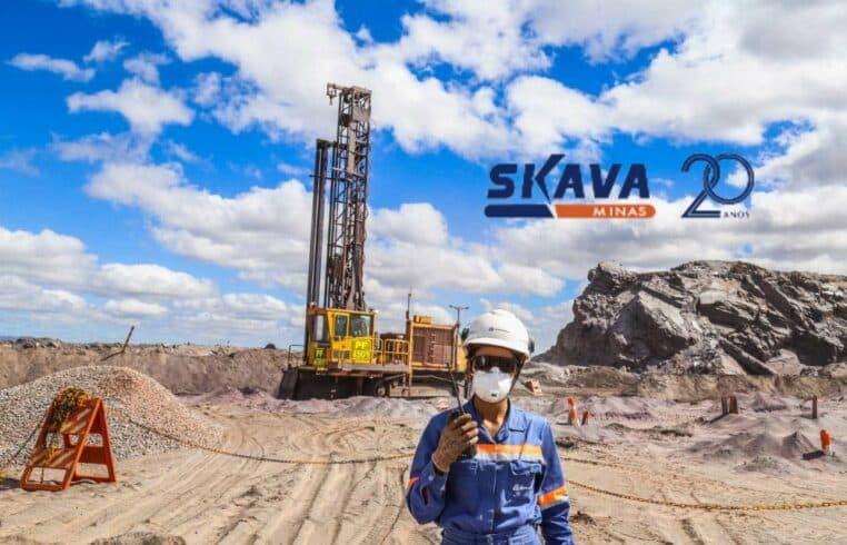 Skava-Minas mineração e metais abre processo seletivo para Técnico em Segurança do Trabalho