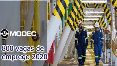 800 vagas de emprego! A gigante japonesa Modec tem o Brasil como melhor local do mundo para investimento
