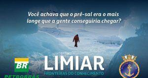 Petrobras e Marinha investem 400 milhões de reais em pesquisas na Estação Antártica Comandante Ferraz
