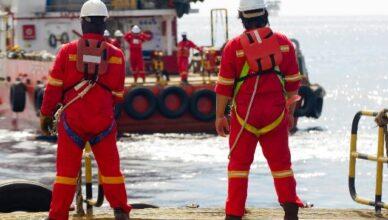 Vagas marítimas para trabalhar em escala 35 x 35 na Marlin Navegação, hoje 15 de janeiro