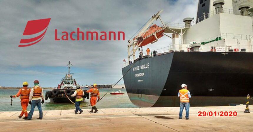 Lachmann recruta para trabalhar no Porto de Itajaí em escala 5 x 1 ; vagas anunciadas hoje, 29