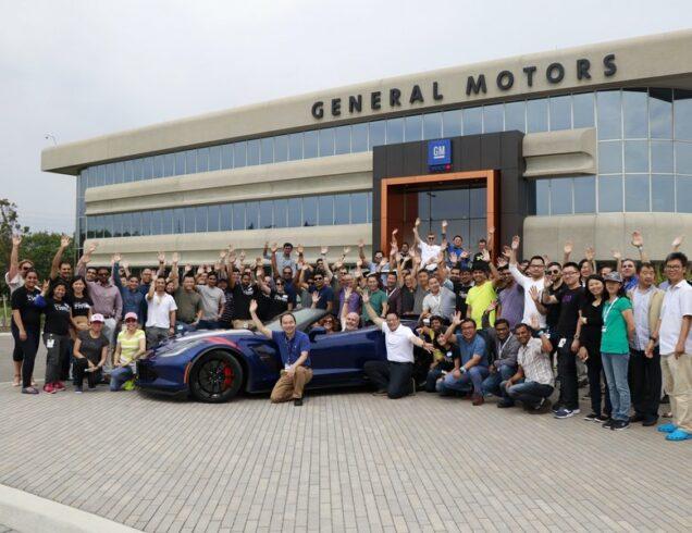 Muitas vagas em aberto pela multinacional General Motors para estudantes de nível médio e superior