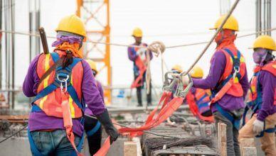 16 cursos do SENAI para conseguir emprego na Construção Civil