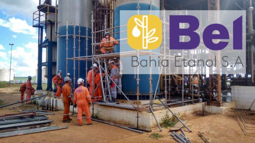 muitas vagas de emprego Bahia Etanol inicia processo seletivo de grandes proporções