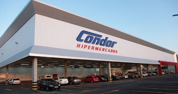 Vagas condor, supermercados