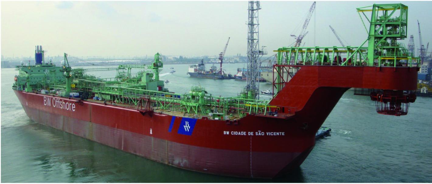 Petrobras deu início ao Teste de Longa Duração do reservatório de petróleo em águas profundas da Bacia de Sergipe