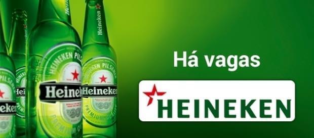 A multinacional holandesa Heineken está com mais de 140 vagas de emprego abertas para ensino fundamental, médio e superior