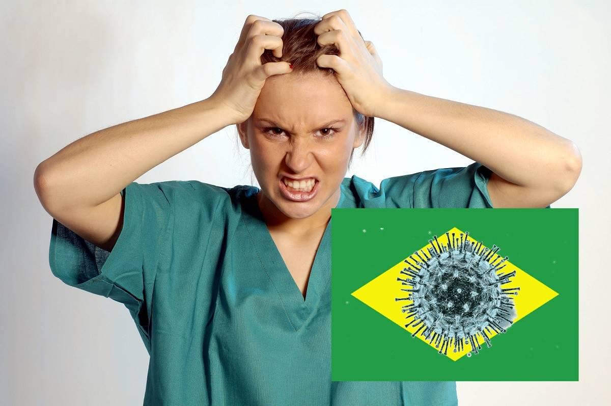 Técnicos de Enfermagem e Enfermeiros do Trabalho coronavírus 3
