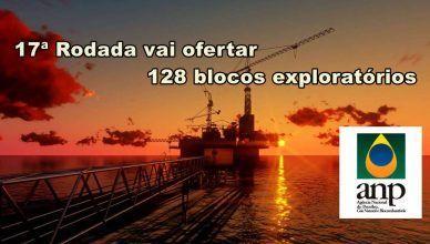 Governo pretende vender áreas de petróleo e gás além das 200 milhas náuticas
