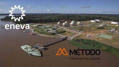 Eneva contrata Método Potencial para construir unidade de liquefação de gás natural no campo de Azulão, na Bacia do Amazonas