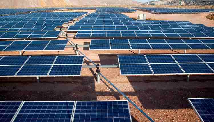 Ceará. energia solar. usina